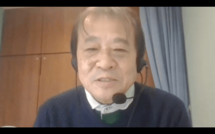 『社会福祉法人 種の会』理事長の片山喜章先生