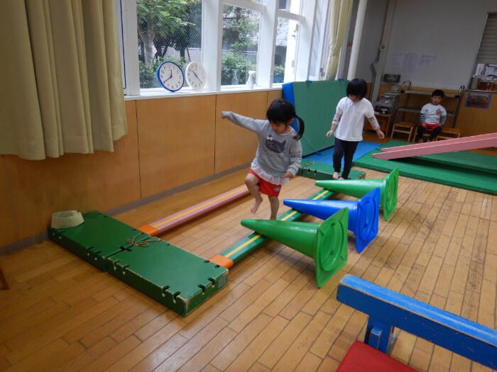 難易度が高い運動はルートを複数つくる